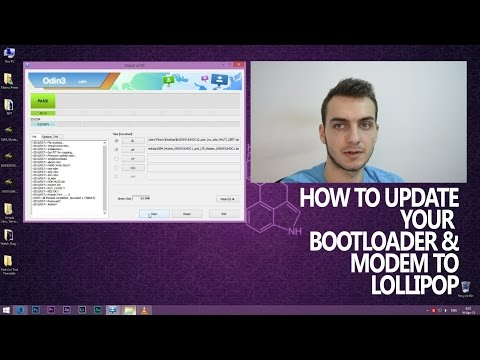 HOW TO UPDATE YOUR BOOTLOADER & MODEM TO LOLLIPOP VERSIONS - WICKED ANDROID HD
