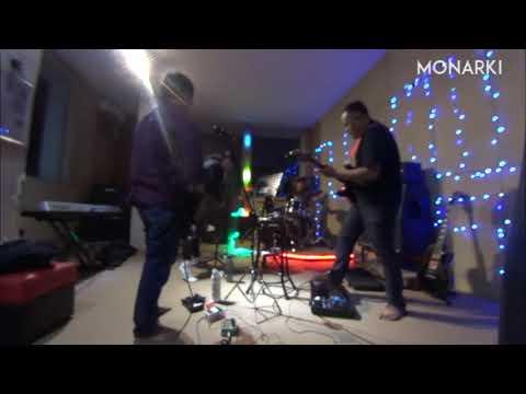 MONARKI - THE EAGLE (Rehearsal Session) #monarkitheband #monarki #bandbandung