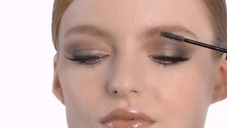 M·A·C How-To: Mariah Carey Smoky Eye And Lash Party Look