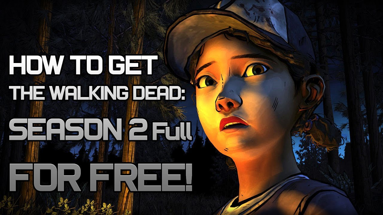 the walking dead game download full free