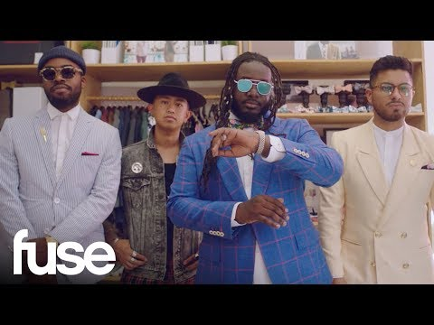 FUSE Presents T-Pain's School of Business: Episode 1