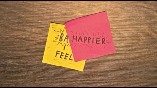 JOWST - Happier feat. Chris Medina (Official Post-It video)