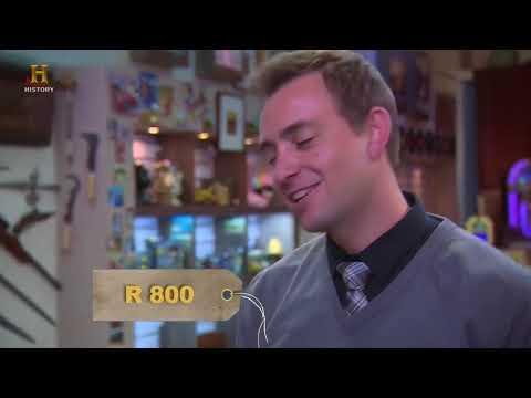 Звезды ломбарда  ЮАР   1 сезон 5 серия  Предоставь это мне