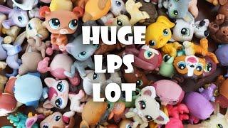 HUGE LPS LOT! (90 pets + accessories)