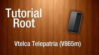 Tutorial: Root - Vtelca Telepatria (V865m)