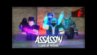JOINING A CLAN ~{}|| ASSASSIN! Roblox Gameplay