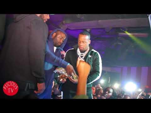 Yo Gotti Performs Rake It Up At Club Divas ( Shot By @fucioustv @djtigo_)