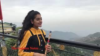 Nazm Nazm- Flute-Palak Jain-The Golden Notes
