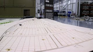 The World's Largest 3D Printed Object for 777X Airplane at Boeing