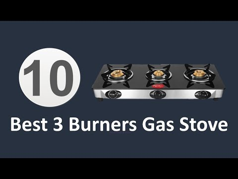 10 Best Gas Stove In India 2018 With Price | Best 3 Burner Gas Stove | Top Gas Stove In India