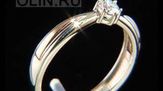Кольцо с бриллиантом для невесты(, 2013-01-07T07:18:52.000Z)