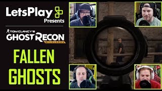Ghost Recon Wildlands: Fallen Ghosts DLC With Achievement Hunter | Let's Play Presents | Ubisoft