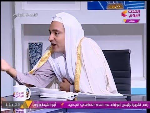 فيديو (+18) خناقة وألفاظ خارجة وسباب بين الشيخ محمد الملاح والباحث ياسر فراويلة