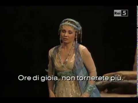 Andrea Rost - Ach, Ich Fühl's, Es Ist Verschwunden (Mozart: Die Zauberflöte)