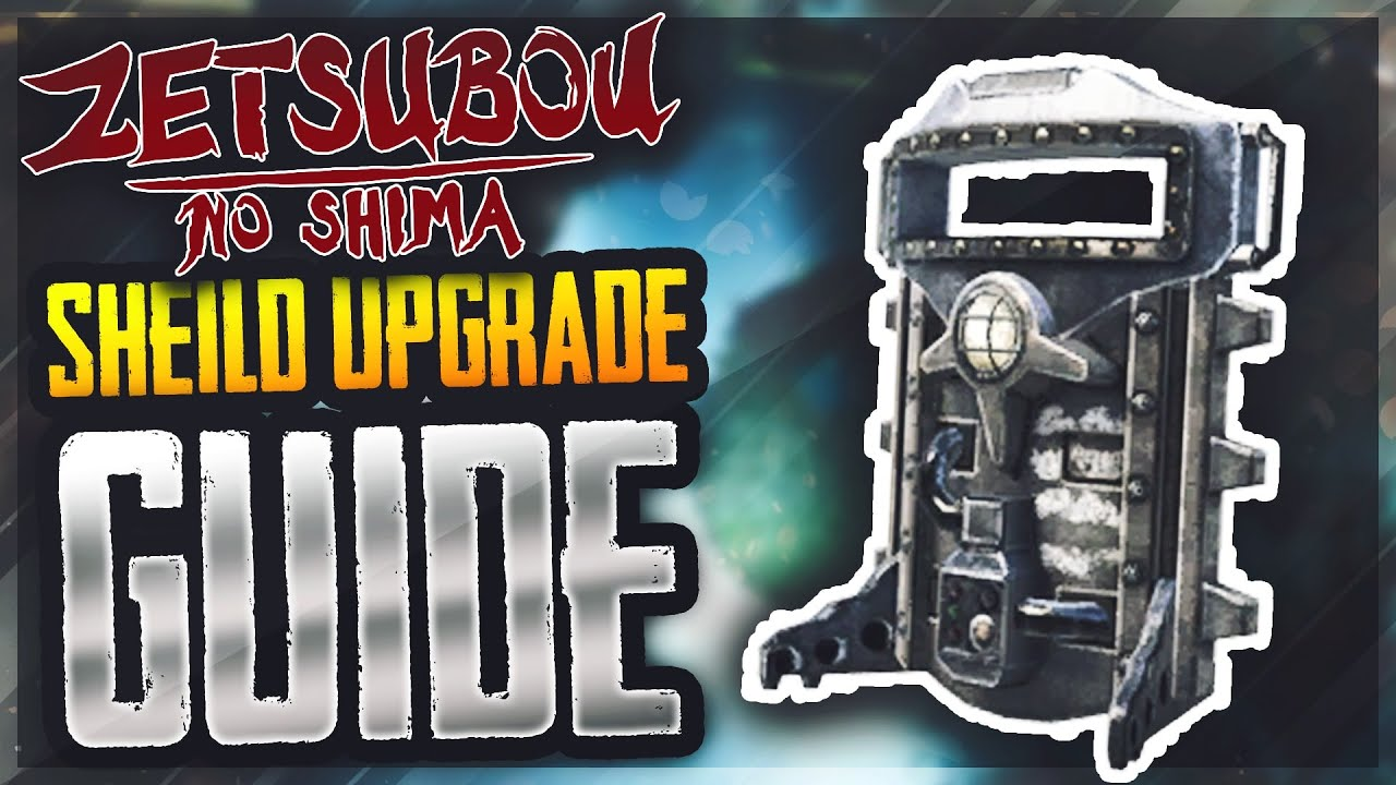 how to build zombie shield