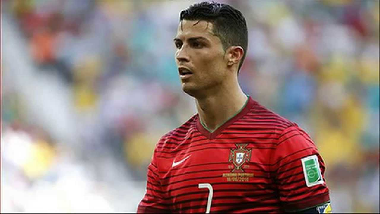 ronaldo hairstyle fifa world cup 2012 - youtube