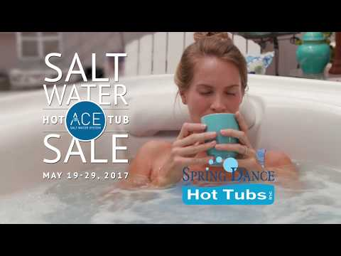 Hot Tub Sale in Pennsylvania & New Jersey - Free Salt Water System