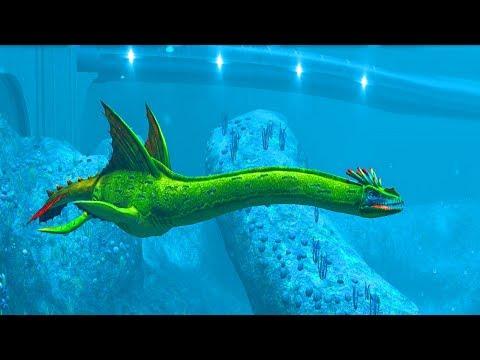 Jurassic World Game Mobile #83: Thuỷ quái MAUISAURUS aquatic special