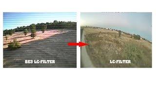 LC-фільтр. Прибираємо перешкоди з FPV сигналу (Коротко)
