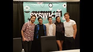 Interview with the cast of RUN THIS TOWN at SXSW 2019!