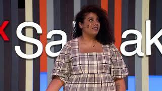 How a vocalist found her rhythm in silence | Jazzy Olivo | TEDxSaltLakeCity