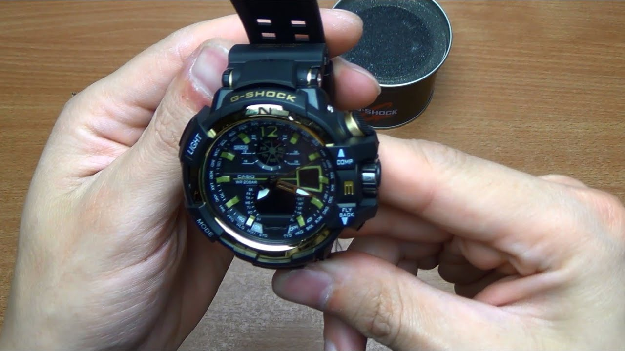 CASIO G-SHOCK WATCH GD-400MB-1DR UNBOXING - YouTube
