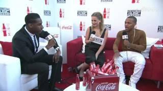 Leon Bridges Red Carpet Interview - AMAs 2015