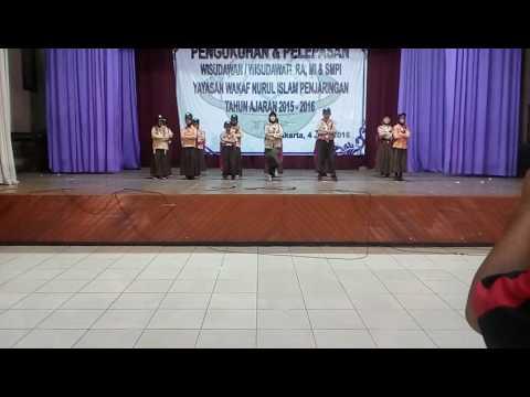 Dilbara Dance Pramuka MI NURUL ISLAM II PENJARINGAN