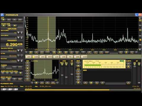 Radio Caroline International 6290 khz 26 9 2010 18 15 UTC