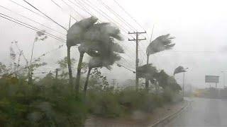 L'ouragan Irma va