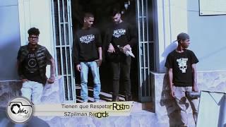 Tienen que respetar rostro  -  Rasta Mc ft Mesias el Jefe  - Video Oficial - Szpilman Records YouTube Videos