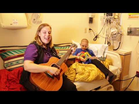 "Andrew and Elke perform ""Believer"" (Imagine Dragons) in bed 