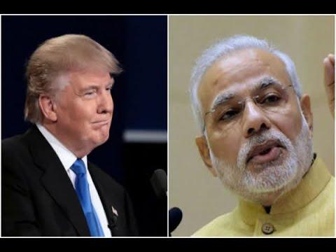 Download Youtube: In Graphics: PM Modi met US President Donald Trump (TRENDING)