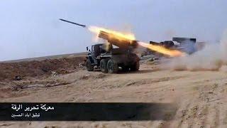 قوات لسوريا الديمقراطية والجيش السوري على مشارف منبج واستمرار القصف في حلب