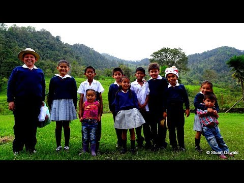Visiting My Old School in Rural Colombia