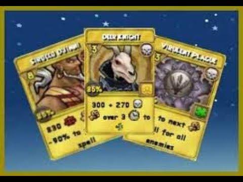 wizard101 treasure cards