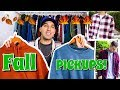 FALL CLOTHING HAUL! 9 NEW FALL FASHION PICKUPS! - FLANNELS - JACKETS - HOODIES