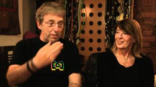 System 7 Glade 2012 Interview feat. Steve Hillage & Miquette Giraudy