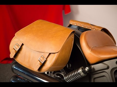 US Saddlebag Co - Saddlebag & Frame Installation Guide
