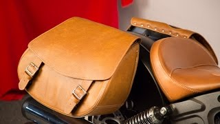 US Saddlebag Co - Saddlebag & Frame Installation Guide(Visit our website - www.ussaddlebag.com View How Easy it is to install our frames and use our quick release saddlebag system. Here we use an Indian Scout ..., 2015-06-17T19:03:32.000Z)