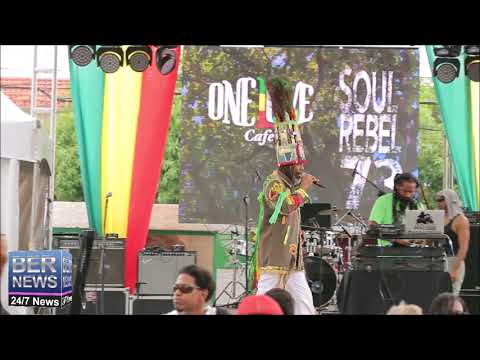 Live Wires Bob Marley Museum Performance, Feb 2018 1