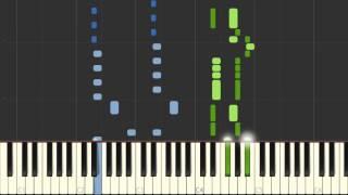 Attack on Titans OP (Piano Tutorial)