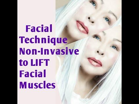 Buccal Technique Non-Invasive Alternative to LIFT Facial Muscles