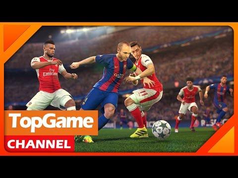 [Topgame] Top 5 game Android offline hay và miễn phí về bóng đá 2016