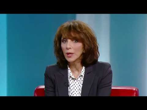 Andrea Martin on George Stroumboulopoulos Tonight: INTERVIEW