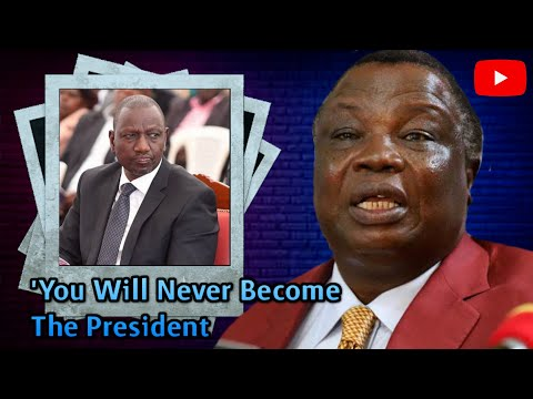 Blow! Francis Atwoli speech today About William Ruto Will Shock Many Kenyan| News54!