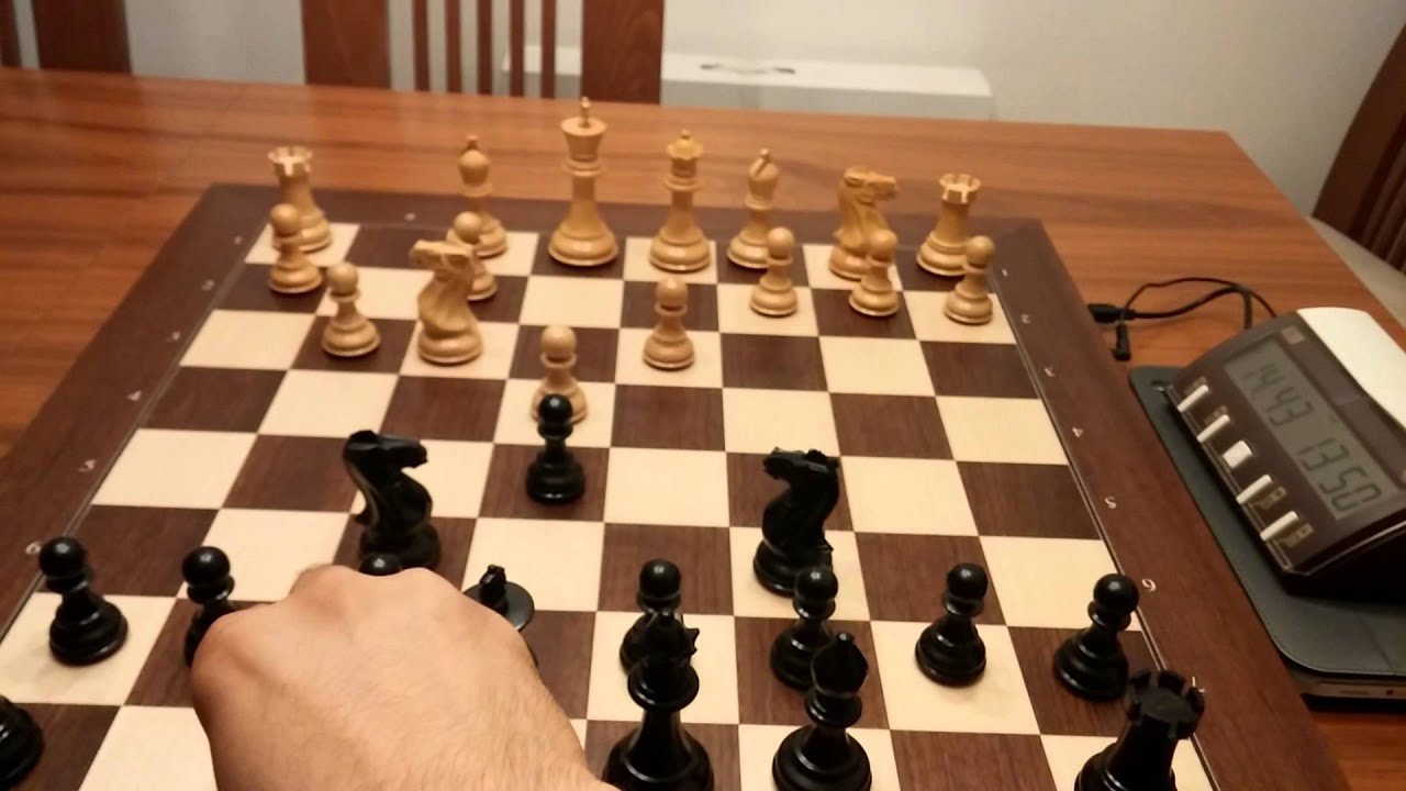 Online Schachbrett