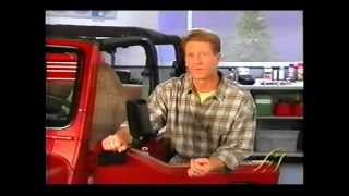 97-06 TJ Jeep Wrangler Operating Tips