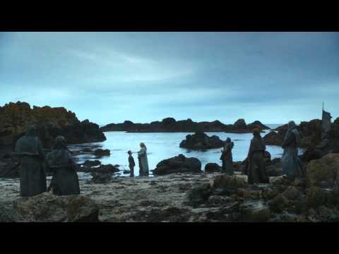 Theon Pledging To Drown God Betraying Rob Stark