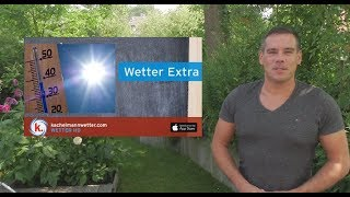 Wetter-Extra: Kein Ende in Sicht, nächste Woche kann es richtig heiß werden